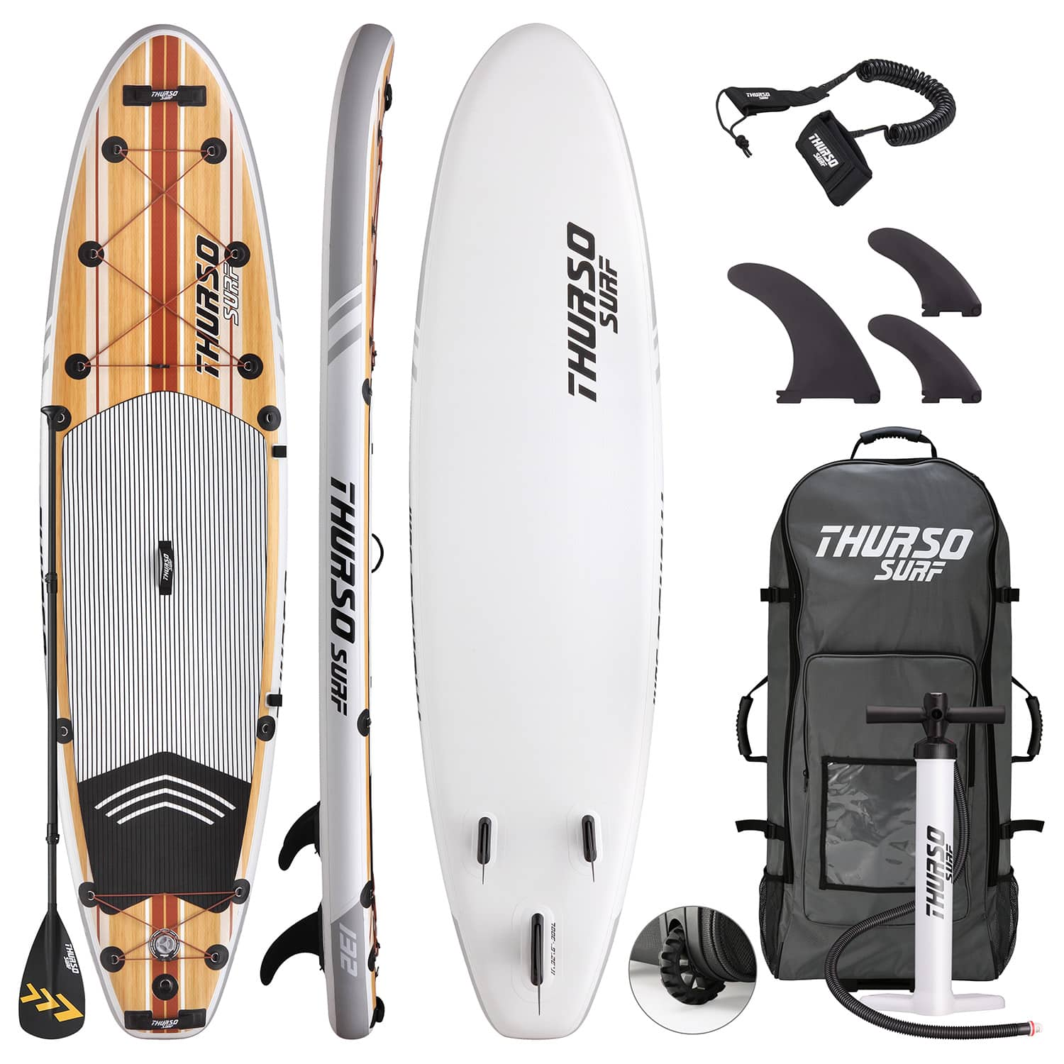 Thurso Surf Expedition Touring SUP