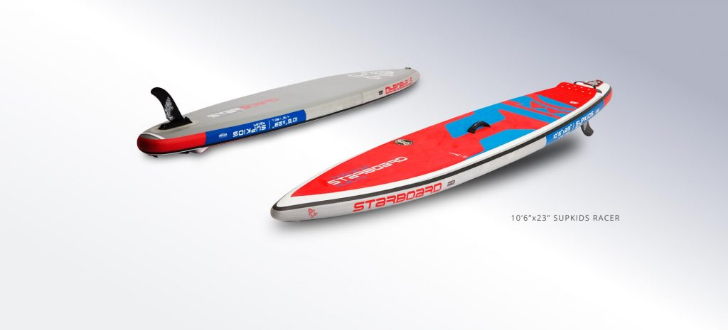 10'6″ X 23″ SUP KIDS RACER | Boarders Guide