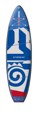 18'6″ X 60″ STARSHIP ALL WATER