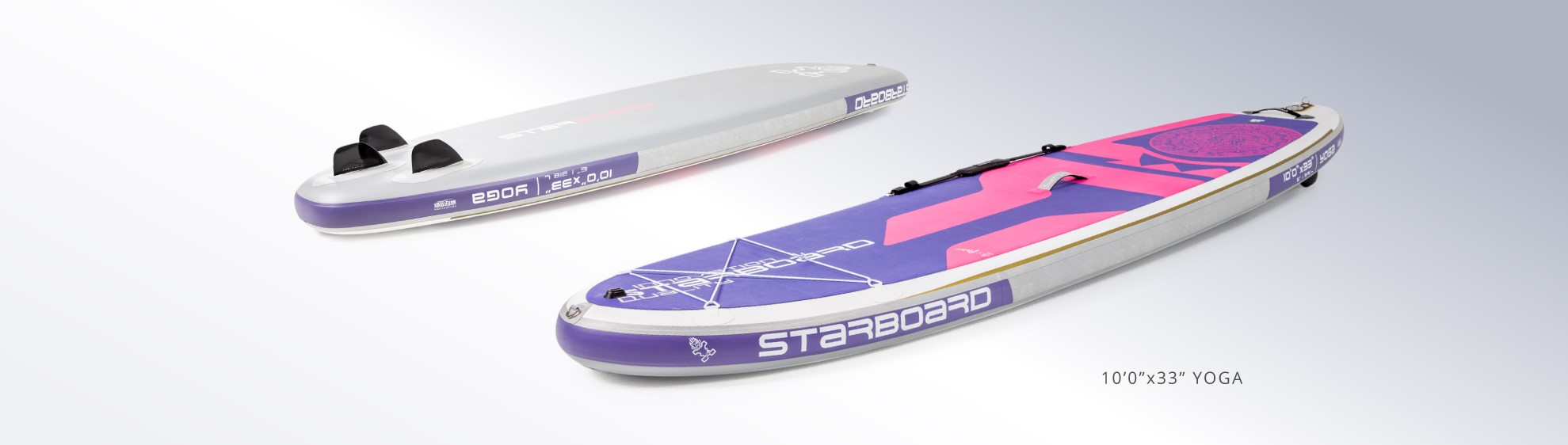 Starboard Yoga Inflatable