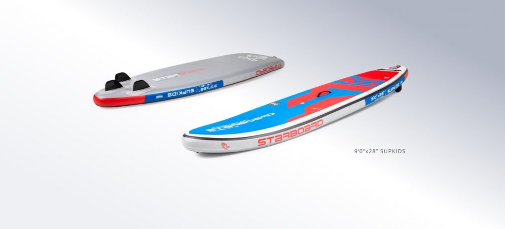 9'0″ X 28″ SUP KIDS | Boarders Guide Review