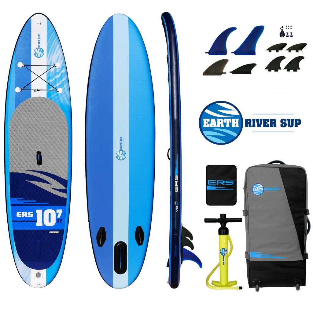 EARTH RIVER SUP 10-7 V3 | Boarders Guide | Detailed Review