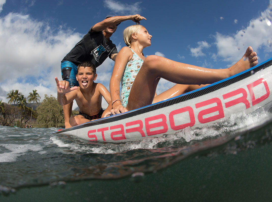 Starboard SUP kids Inflatable