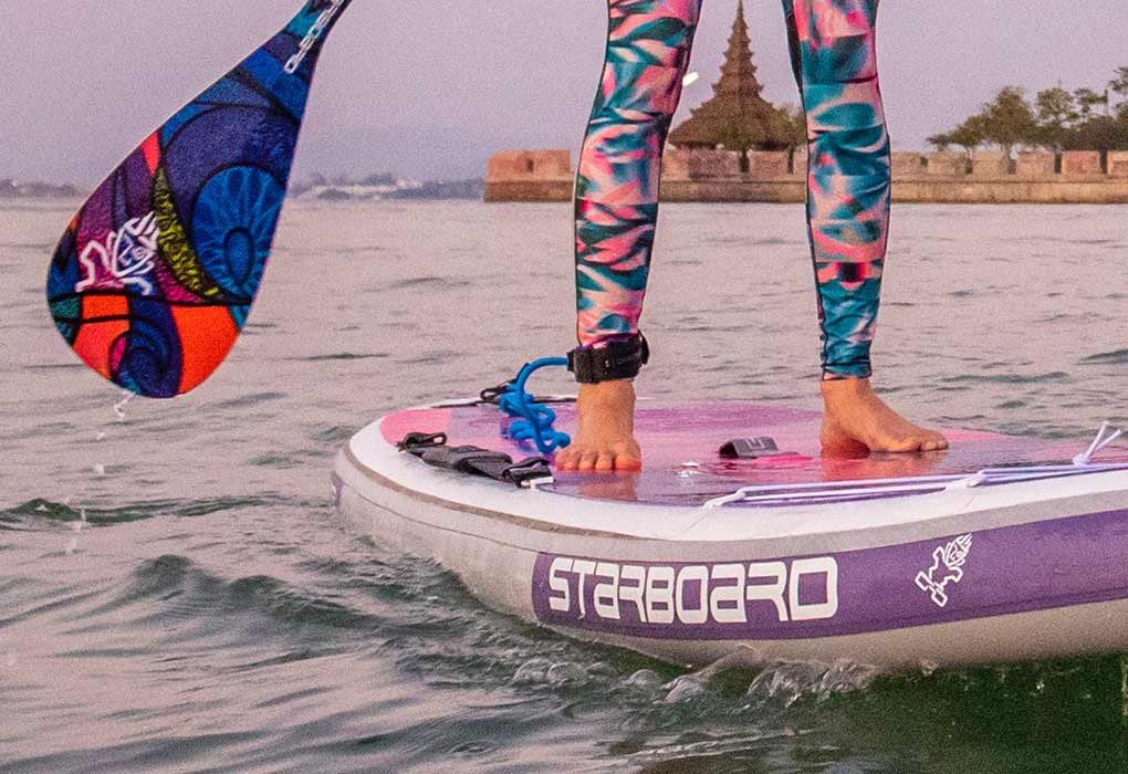 STARBOARD YOGA INFLATABLE ACCESSORIES