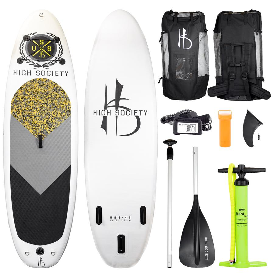 High Society: USS HS 2 SUP | Boarders Guide