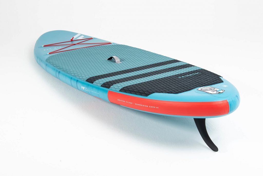 FANATIC FLY AIR | Paddle Board Review | Boarders Guide