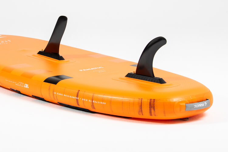 FANATIC RIPPER AIR WS   Paddle Board Review