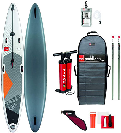 iSUP Package | Red Paddle Co | SUP Review