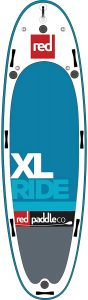 """RED PADDLE CO: RIDE 17'0"""" XL MULTI PERSON PADDLE BOARDS"""