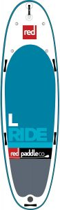 """RED PADDLE CO: RIDE 14'0"""" L MULTI PERSON PADDLE BOARDS"""