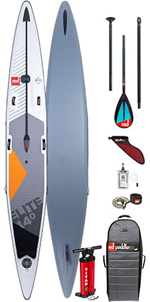 """RED PADDLE CO: ELITE 14'0"""" 