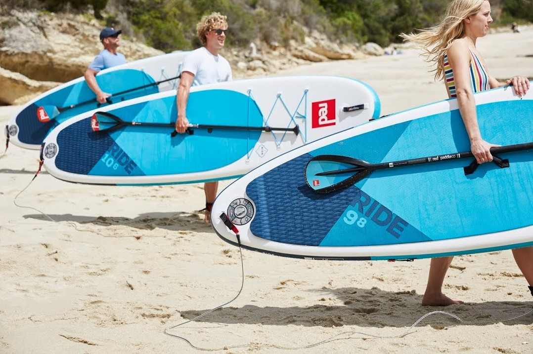 """Red Paddle Co: Ride 9'8"""" and 10'8"""""""