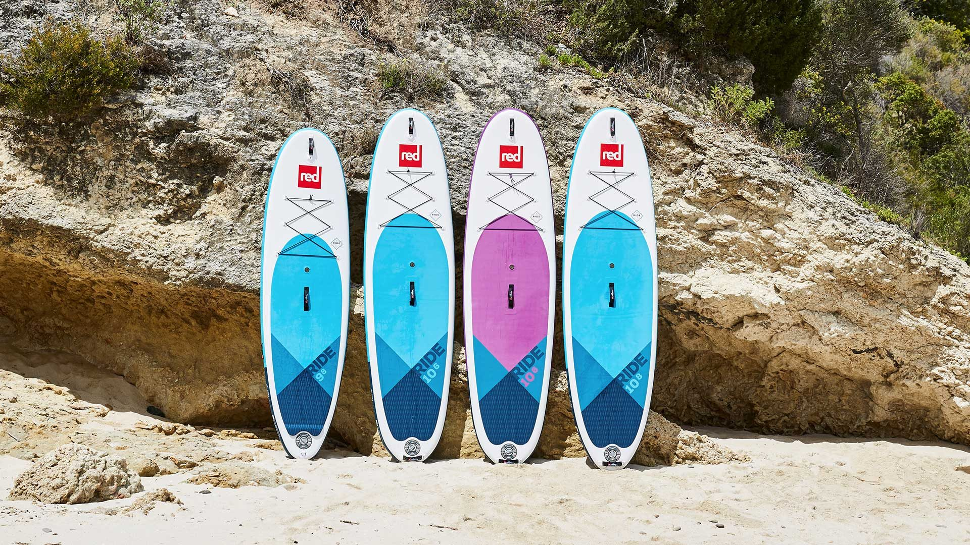 """Red Paddle Co 10'6"""" Ride: Original and Special Edition"""