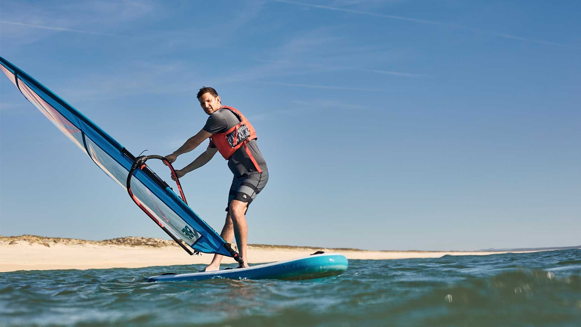 Red Paddle Co Wind and Windsurf Reviews